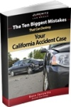 California Car Accident Book