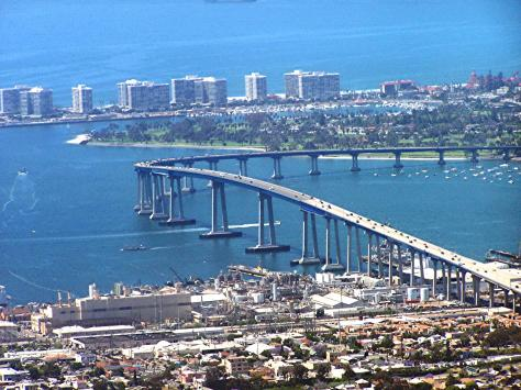 Coronado Bridge Car Accident