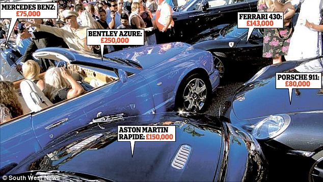 Most Expensive Car Accident