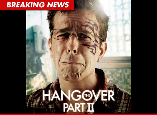 Hangover 2 Accident