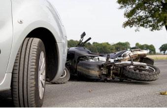 Accidentes de Motocicleta